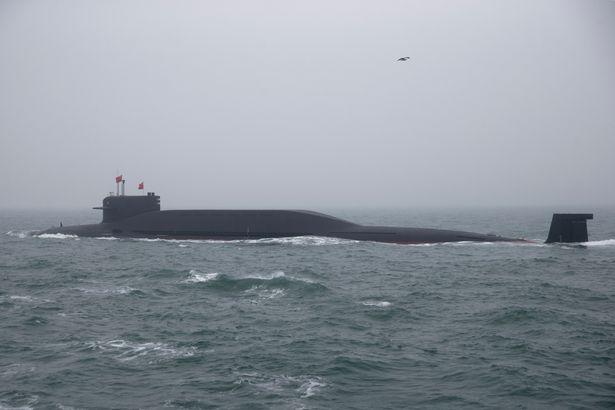 Trung Quốc nâng cấp tàu ngầm hạt nhân 'lưng gù' có khả năng tấn công Mỹ