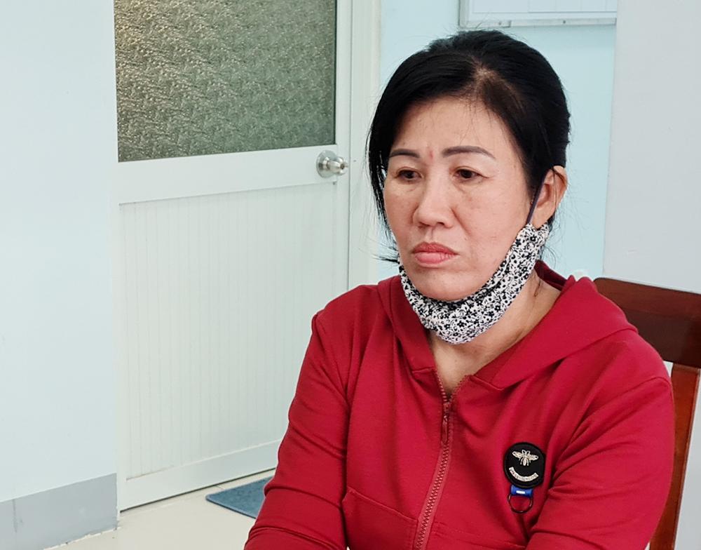 An Giang: Tạm giữ người phụ nữ vi phạm Chỉ thị 15, đánh thiếu tá công an