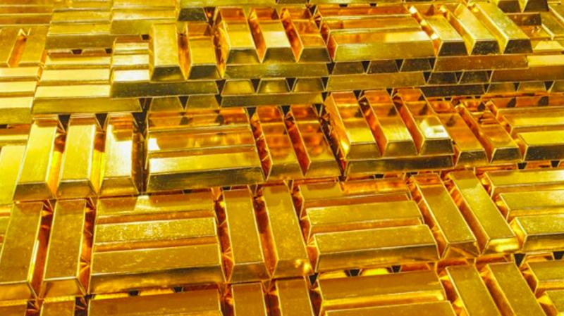 """Giá vàng hôm nay 12/10: Vàng trong nước và thế giới chênh lệch """"khủng"""" - Ảnh 1."""