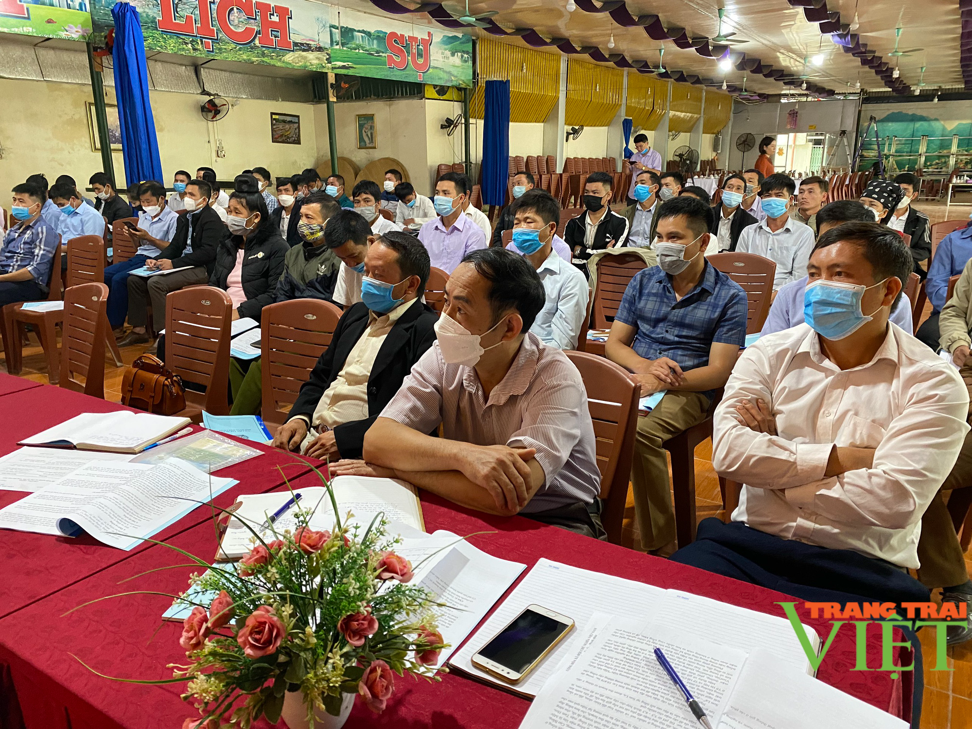Thuận Châu: Nâng cao năng lực cho cán bộ làm công tác hội và phong trào nông dân  - Ảnh 2.