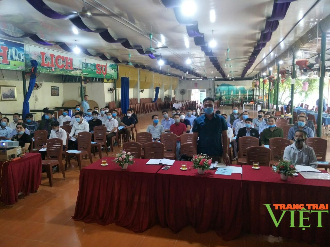Thuận Châu: Nâng cao năng lực cho cán bộ làm công tác hội và phong trào nông dân  - Ảnh 3.
