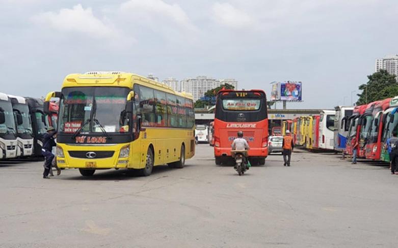 Điều kiện đi xe khách, taxi, tàu hỏa khi vận tải hành khách đường bộ được hoạt động từ 13-10