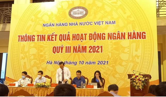 Phó Thống đốc Đào Minh Tú: Mạch máu dòng tiền vẫn diễn ra trôi chảy - Ảnh 1.