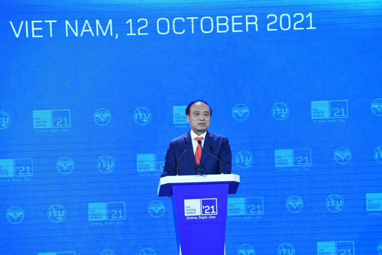 Khai mạc Hội nghị và Triển lãm Thế giới số 2021 - Ảnh 2.
