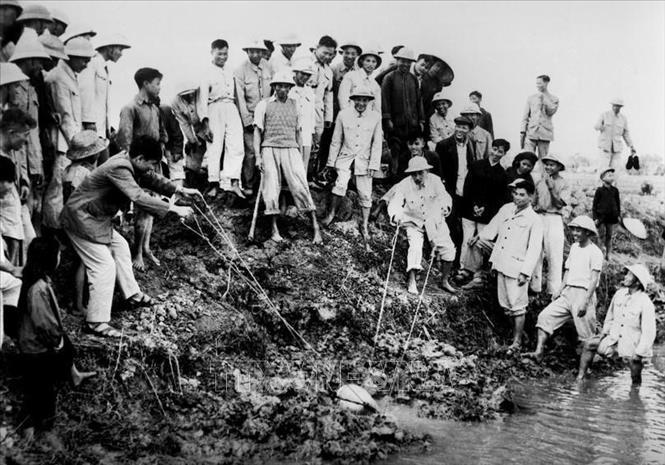 Những chặng đường vinh quang của Hội Nông dân Việt Nam - Ảnh 2.