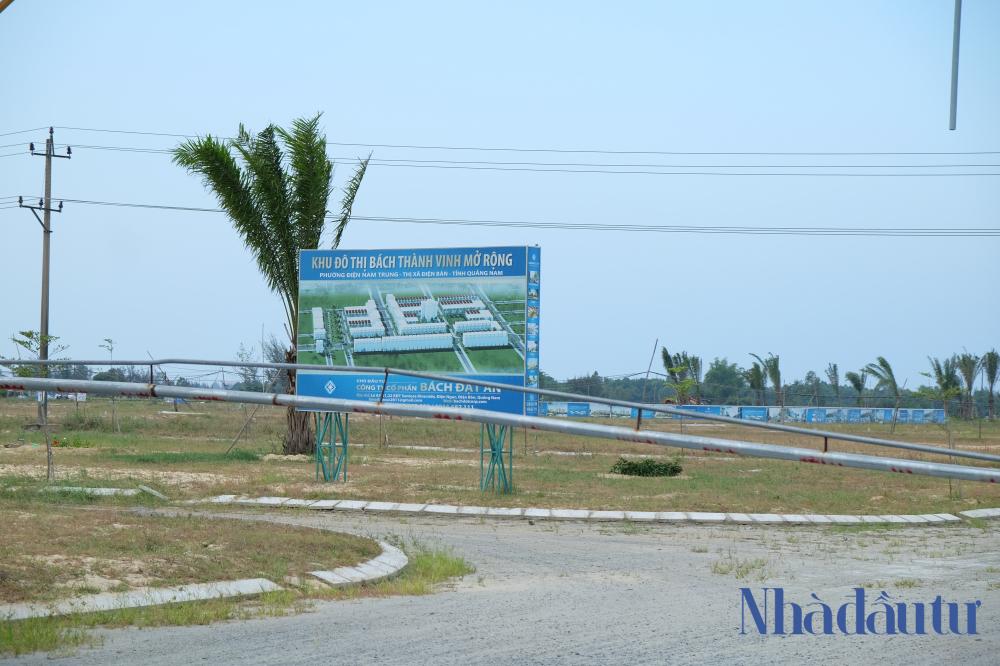 Công an Quảng Nam vào cuộc xác minh 10 dự án bất động sản của Công ty CP Bách Đạt An - Ảnh 1.