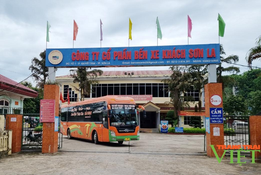Sơn La: Thí điểm hoạt động vận tải khách cố định liên tỉnh - Ảnh 1.