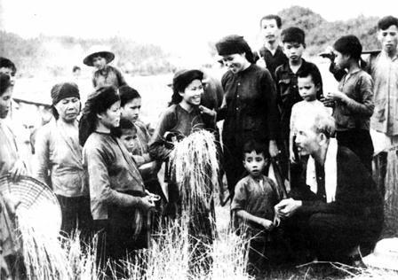 """Phát huy giá trị truyền thống, xây dựng thế hệ nông dân mới xứng đáng với vai trò """"chủ thể"""" của nông thôn mới - Ảnh 1."""