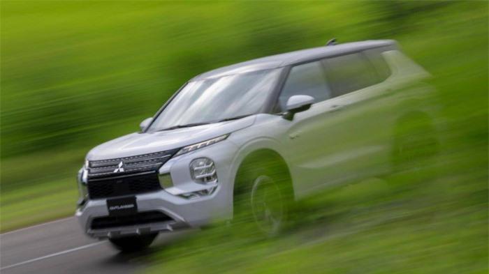 Mitsubishi Outlander hybrid mới sẽ đi kèm 7 chế độ lái - Ảnh 2.