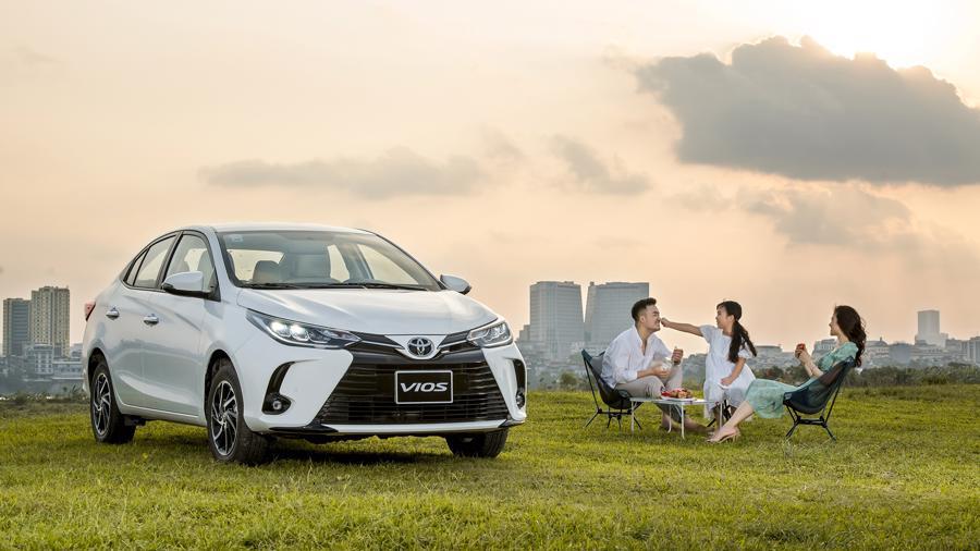 """Top 10 xe bán chạy: Toyota Vios """"lâm nguy"""", Xpander lần đầu bị vượt mặt doanh số sau 3 năm - Ảnh 4."""