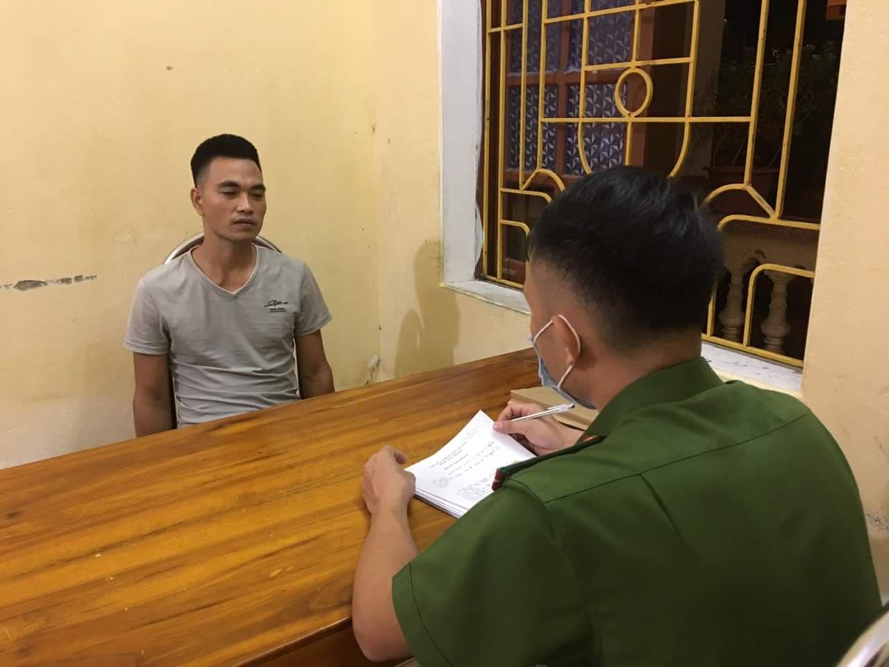 Bắt con nghiện giết người, cướp tài sản ở Phú Thọ trốn về Yên Bái - Ảnh 1.