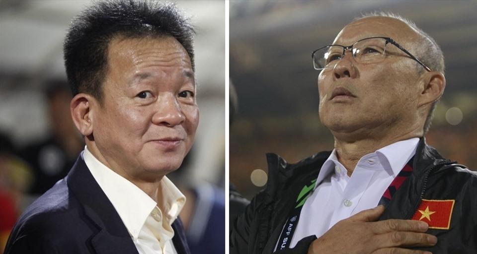 """Bầu Đức, bầu Hiển và """"ghế"""" huấn luyện viên ĐT Việt Nam - Ảnh 2."""