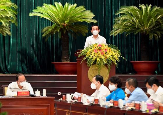 Bí thư Nguyễn Văn Nên: Đánh giá đúng mức vai trò của đội ngũ doanh nhân trong phòng chống dịch Covid-19 - Ảnh 3.