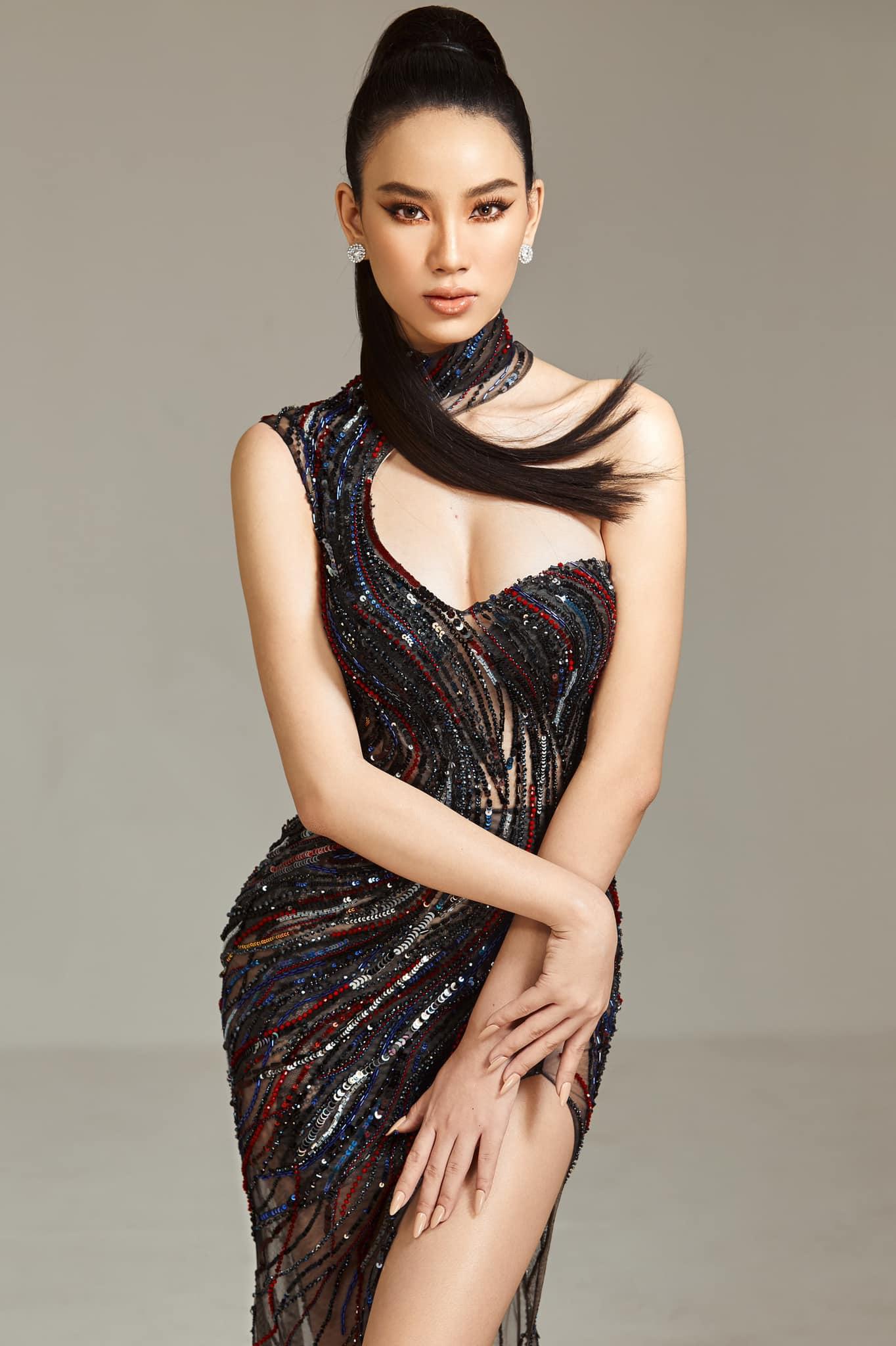 Người đẹp Ái Nhi rạng rỡ lên đường sang Ai Cập thi Miss Intercontinental 2021 - Ảnh 8.