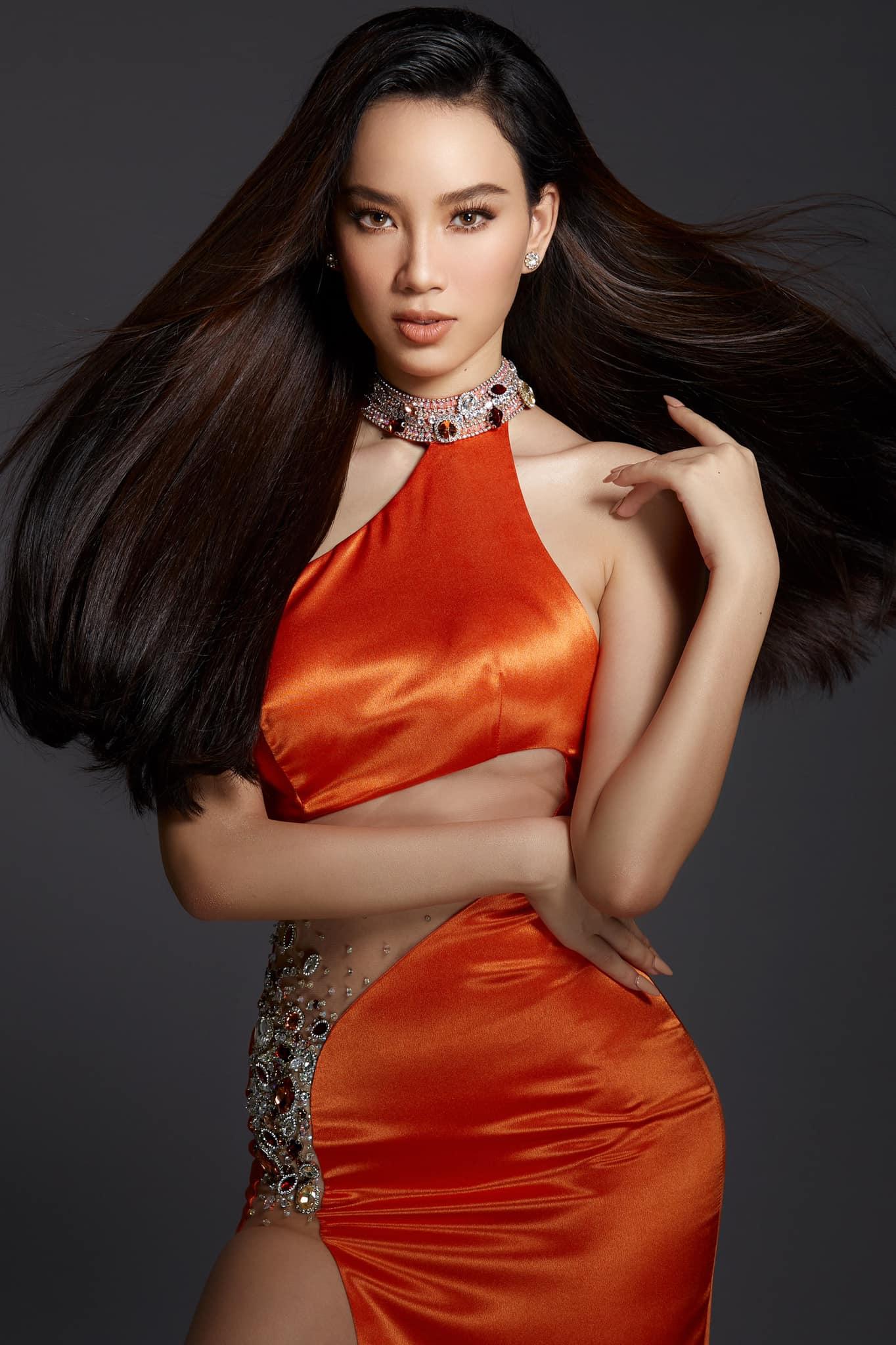 Người đẹp Ái Nhi rạng rỡ lên đường sang Ai Cập thi Miss Intercontinental 2021 - Ảnh 9.