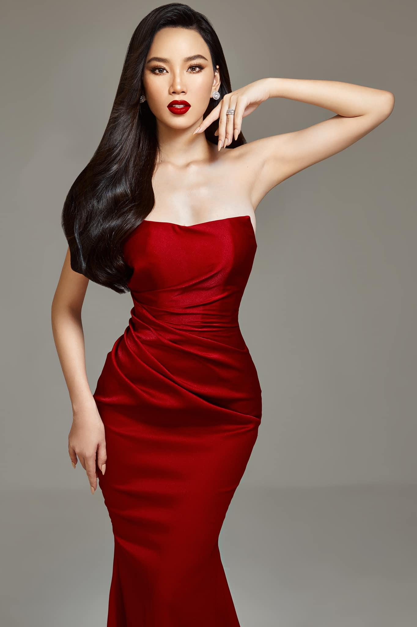 Người đẹp Ái Nhi rạng rỡ lên đường sang Ai Cập thi Miss Intercontinental 2021 - Ảnh 7.