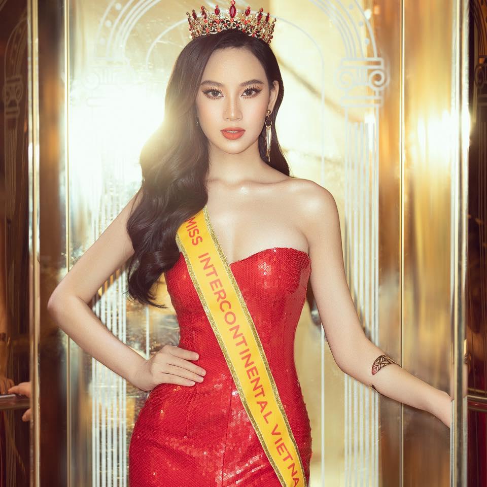 Người đẹp Ái Nhi rạng rỡ lên đường sang Ai Cập thi Miss Intercontinental 2021 - Ảnh 5.