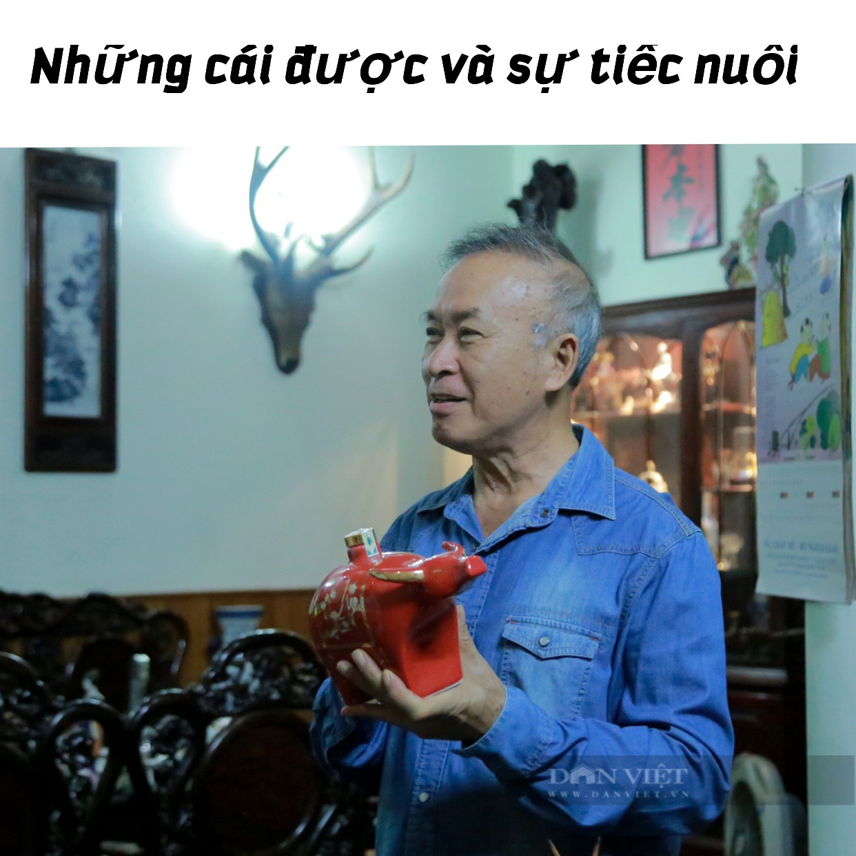 """Nhà ngoại giao dành nhiều tháng lương """"nướng"""" vào thú sưu tầm vỏ chai rượu hình thù độc nhất Việt Nam - Ảnh 6."""