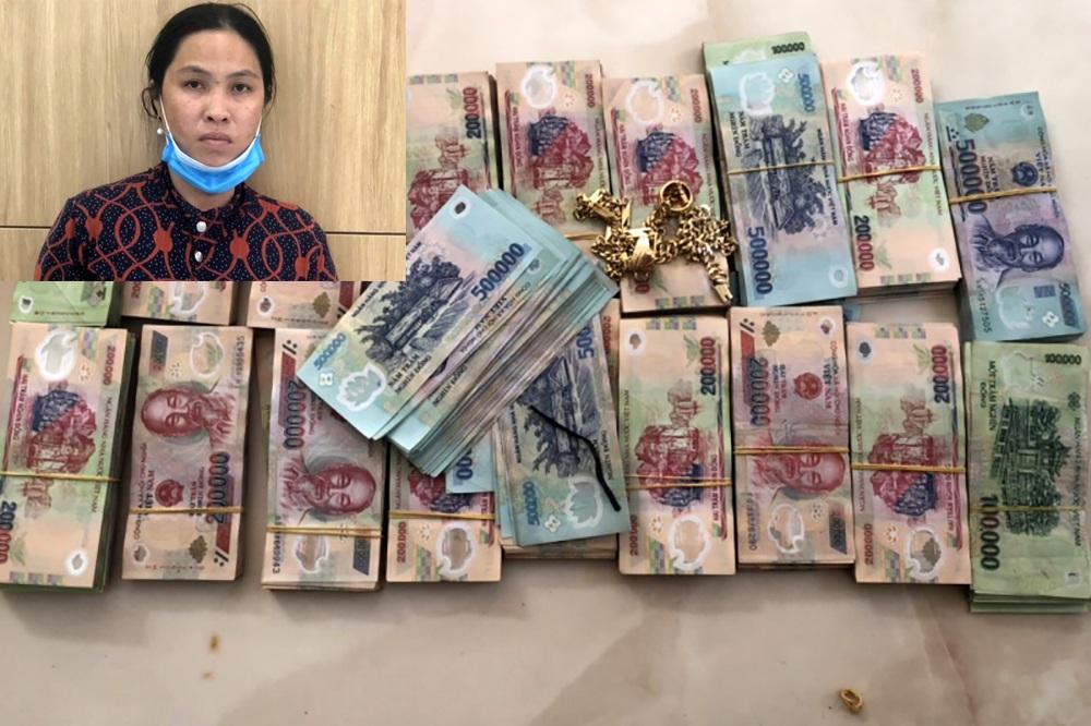 tcts 1634464007207 1634481933137 1634481934769296927989 Nữ ô sin 7 lần trộm hơn 500 triệu đồng của chủ nhà