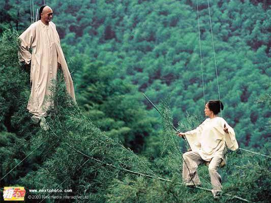 """Diễn viên, đạo diễn bật mí về cảnh quay để đời trong """"Ngọa hổ Tàng Long"""" - Ảnh 2."""