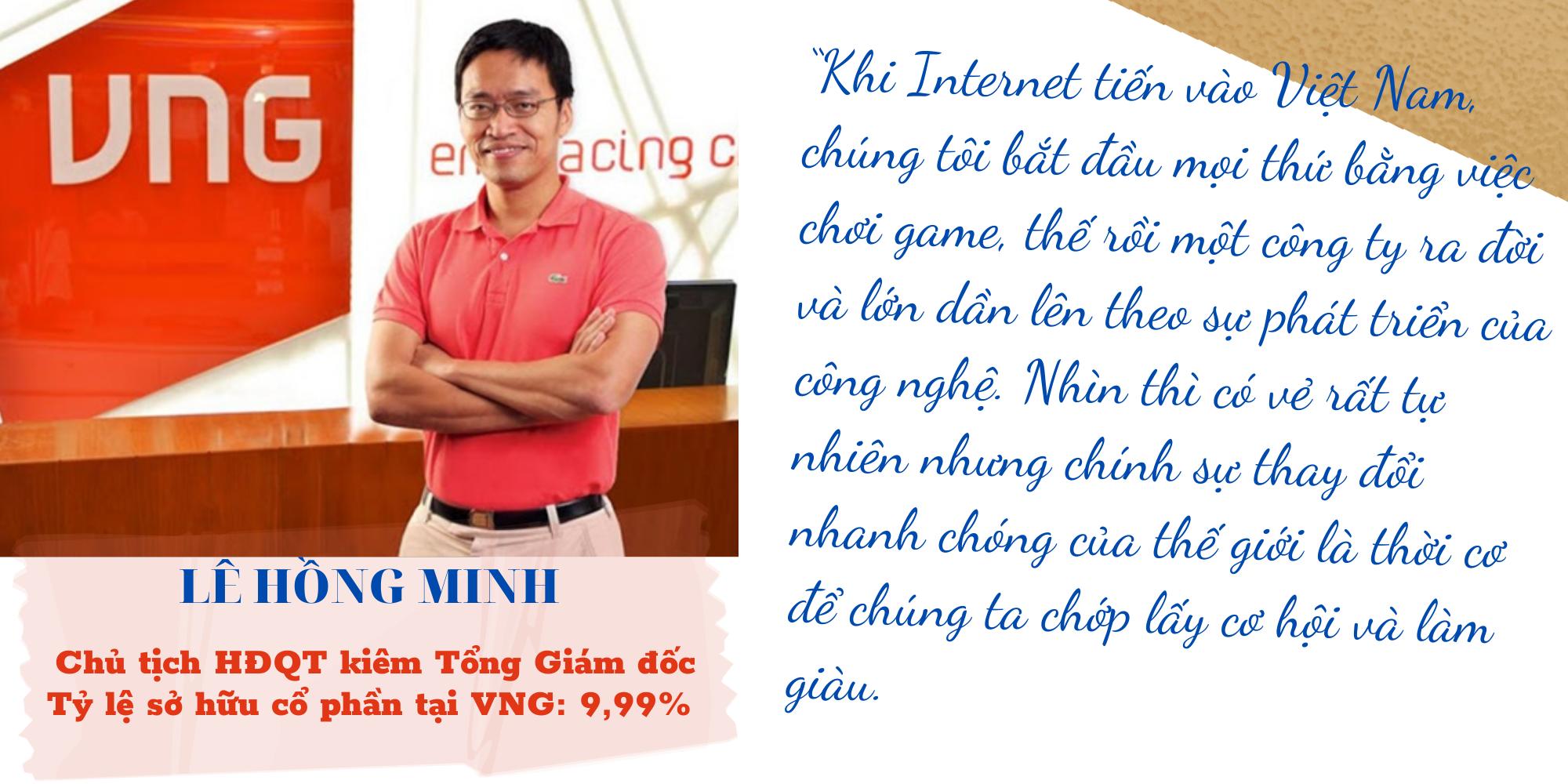 """Hồ sơ doanh nhân: Ông chủ VNG Lê Hồng Minh – Từ """"mỏ vàng"""" Game Online đến chiêu thức """"tránh thuế"""" sản phẩm - Ảnh 4."""