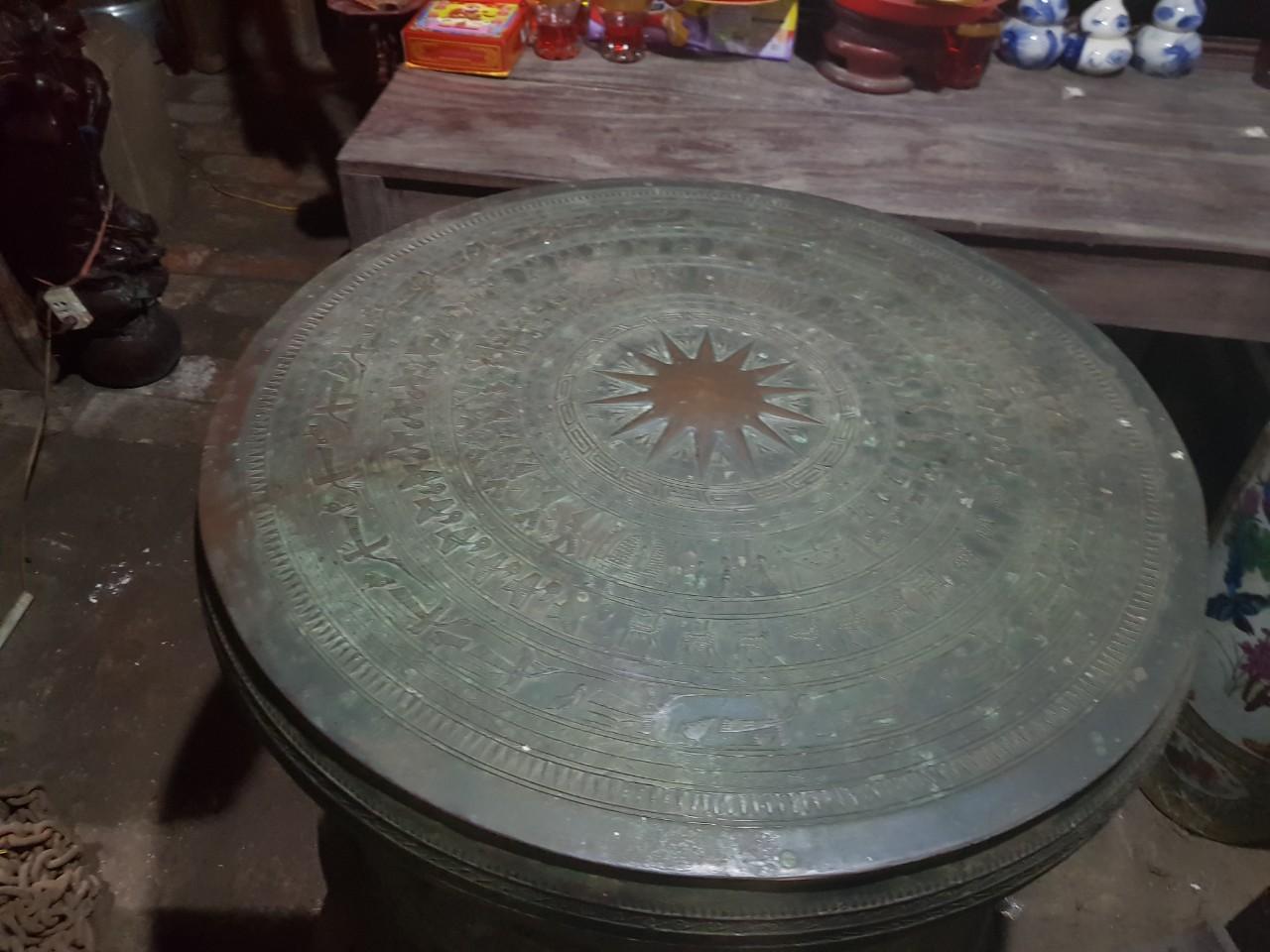 Kể chuyện làng: Chuyện về trống đồng Ngọc Lũ - biểu tượng văn hóa làng tôi - Ảnh 2.