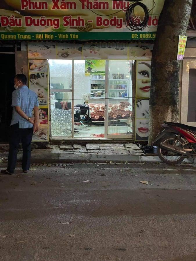 Nóng: Nghi phạm sát hại vợ cũ ngày 20/10 ở Vĩnh Phúc đã tử vong