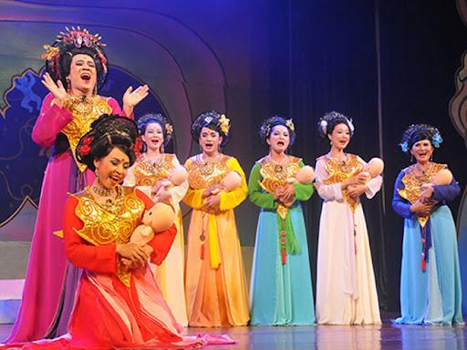 """100 năm sân khấu kịch nói Việt Nam (kỷ 3): Kịch nói """"mất trắng"""" khán giả vì đâu? - Ảnh 1."""