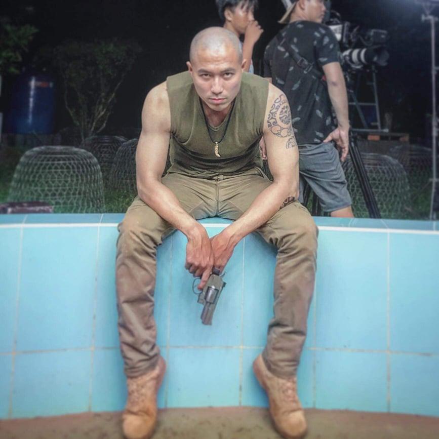 Diễn viên tiết lộ súng trên phim Việt phần nhiều gần với súng thật - Ảnh 2.