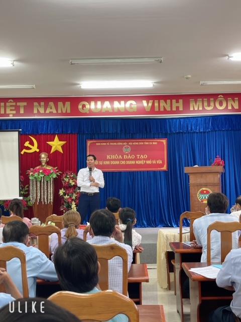 Nâng cao vai trò của Hội Nông dân Việt Nam trong việc hỗ trợ nông dân khởi nghiệp, sáng tạo - Ảnh 5.