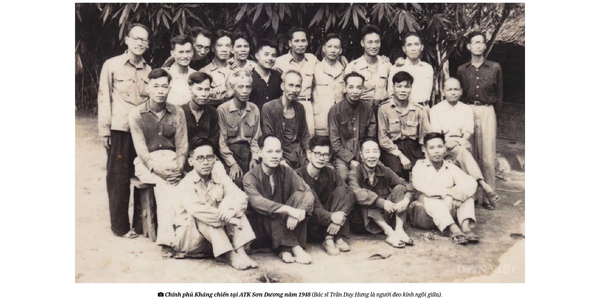 Bác sĩ Trần Duy Hưng – thị trưởng Hà Nội đầu tiên và lâu năm nhất - Ảnh 6.
