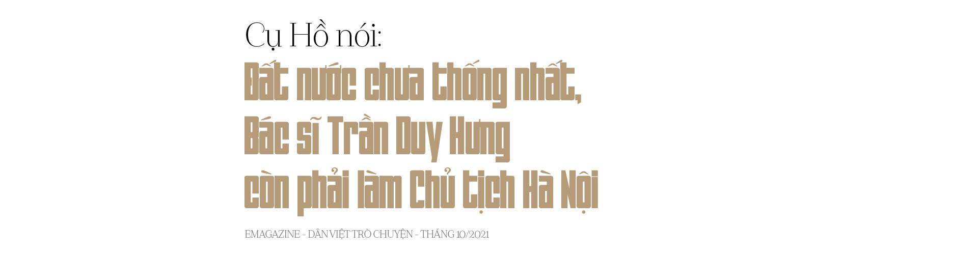 Bác sĩ Trần Duy Hưng – thị trưởng Hà Nội đầu tiên và lâu năm nhất - Ảnh 16.