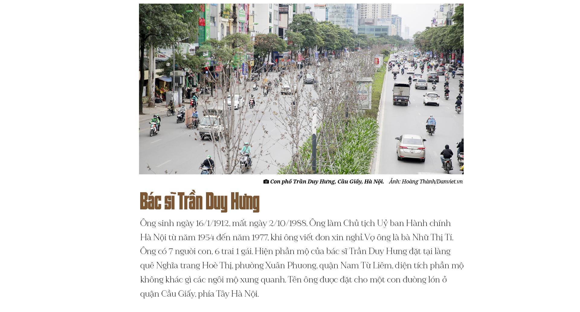 Bác sĩ Trần Duy Hưng – thị trưởng Hà Nội đầu tiên và lâu năm nhất - Ảnh 23.