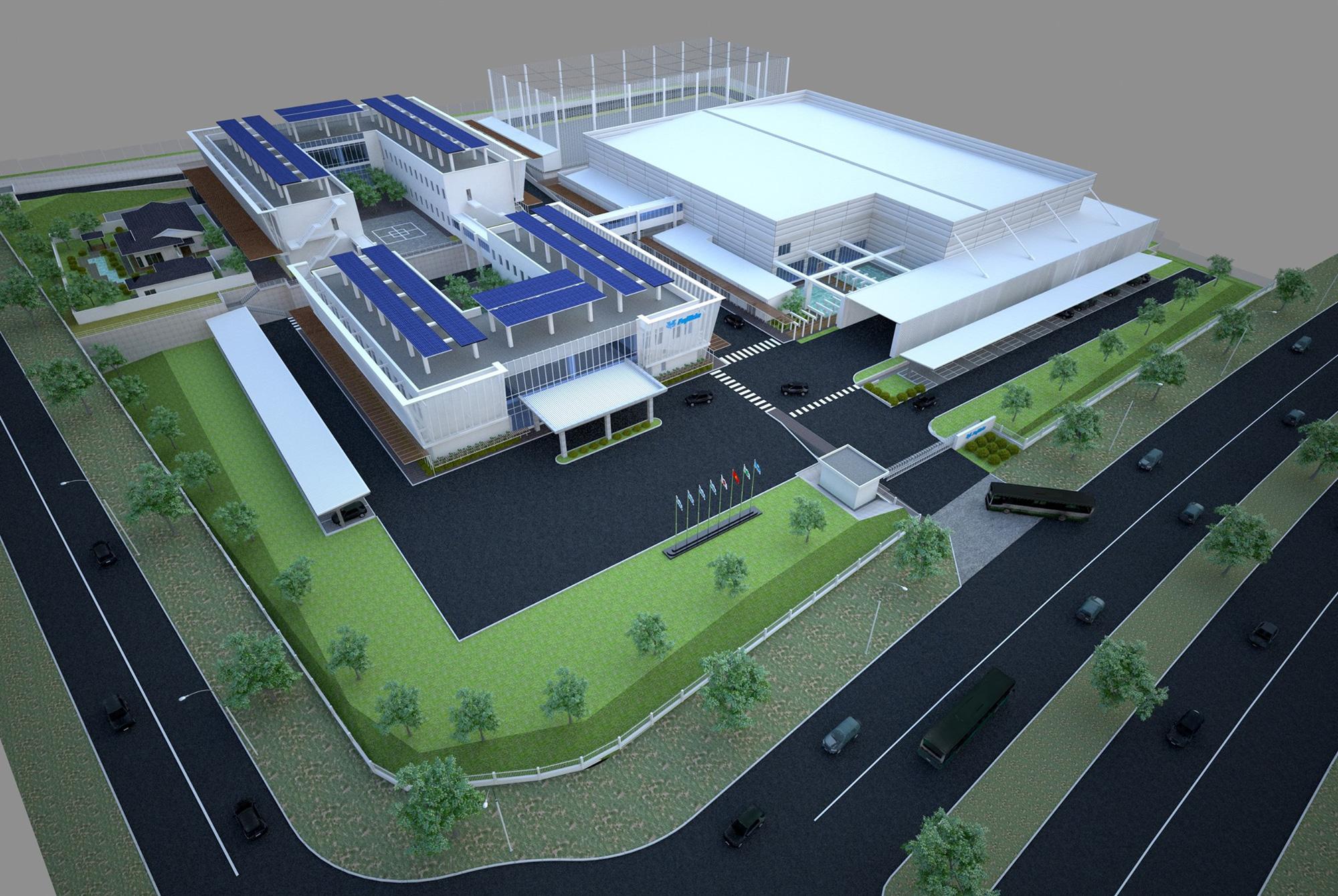 DN Nhật Bản khởi công dự án công nghệ cao 35 triệu USD tại Đà Nẵng - Ảnh 1.
