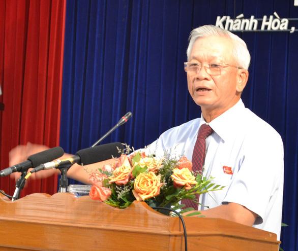 ong thang anh duy thanh 16335825815741112307124 Ông Nguyễn Chiến Thắng, nguyên Chủ tịch UBND tỉnh Khánh Hòa tiếp tục bị khởi tố