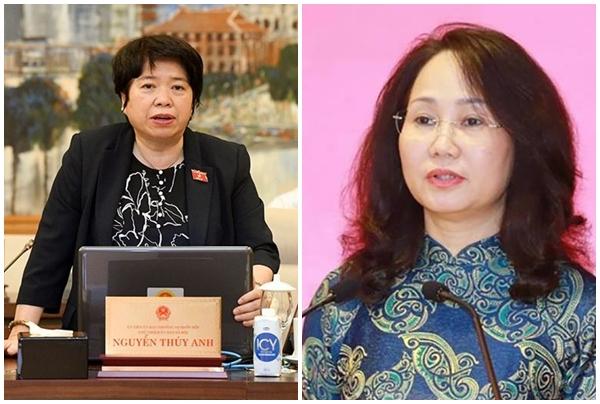 2 nữ Ủy viên Trung ương Đảng đảm nhiệm thêm trọng trách