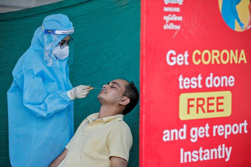 Ấn Độ giảm số ca mắc COVID – 19, giới chuyên gia vẫn kêu gọi phong tỏa - Ảnh 1.