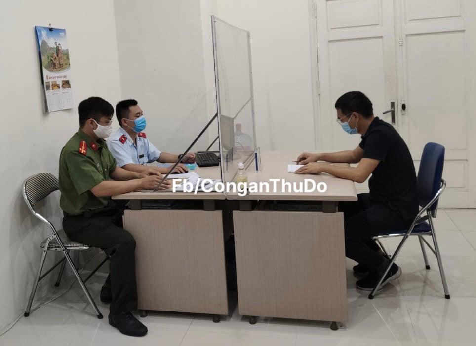 Tung tin Hà Nội phong tỏa, Youtuber lĩnh phạt 12,5 triệu đồng - Ảnh 1.