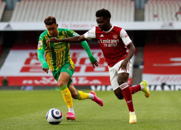 Arsenal thắng West Brom, HLV Arteta vẫn chỉ trích học trò  - Ảnh 1.