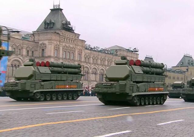Chiêm ngưỡng dàn vũ khí hiện đại tại Lễ duyệt binh mừng 76 năm đánh bại phát xít - Ảnh 4.