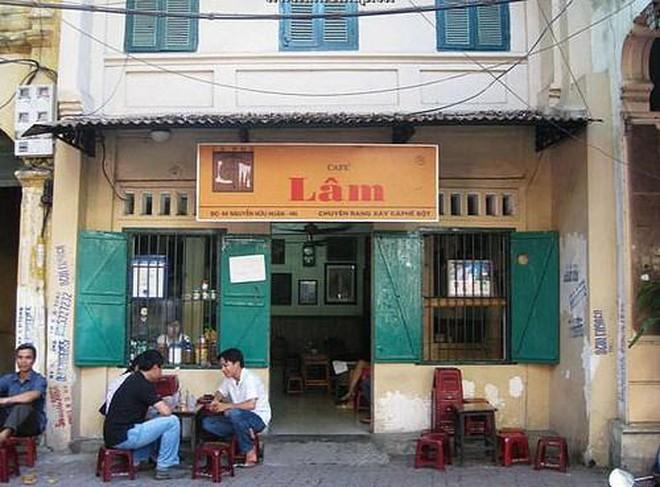 Cà phê Hà Nội thuở ấy - Ảnh 1.