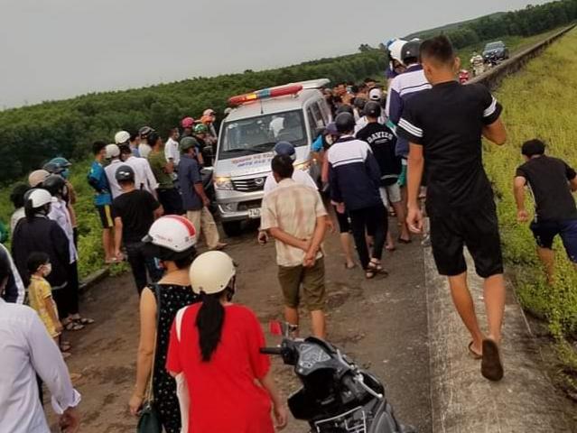 Vừa thi học kỳ xong, một học sinh Quảng Trị bị sét đánh tử - Ảnh 1.