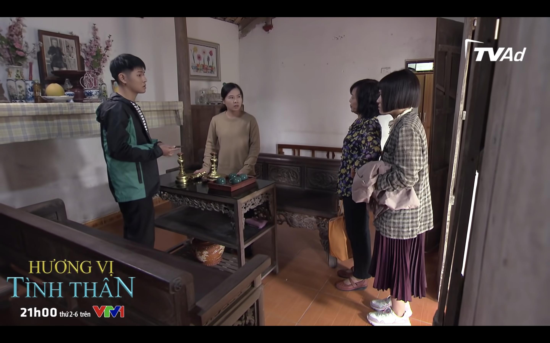 """Phim hot Hương vị tình thân tập 15: Thy bị mẹ """"ép hôn"""" - Ảnh 3."""