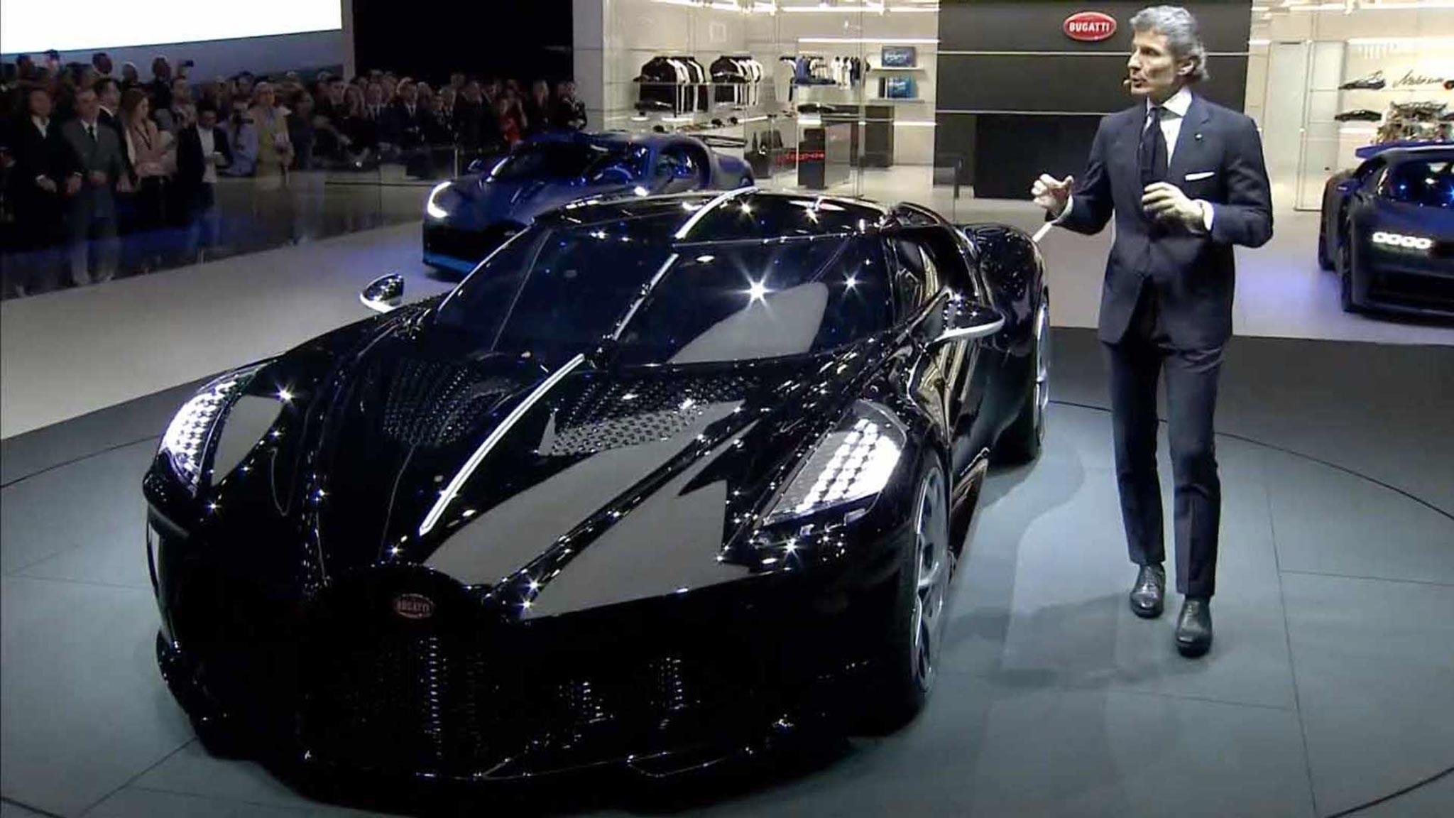 Siêu xe Bugatti đắt đỏ nhất thế giới, vận tốc vô đối, Cristiano Ronaldo sở hữu - Ảnh 2.