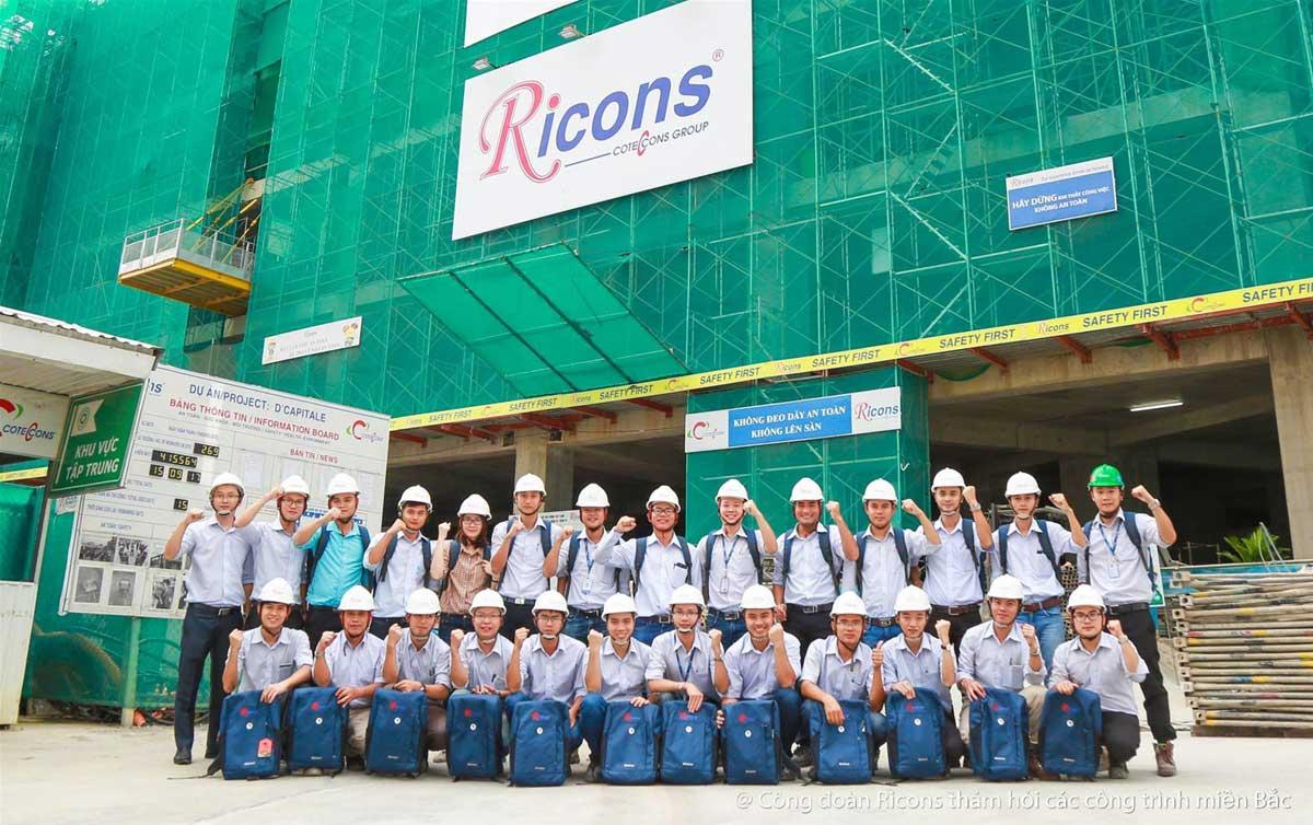 Doanh thu của Coteccons giảm mạnh, Ricons tăng trong quý I/2021 - Ảnh 2.
