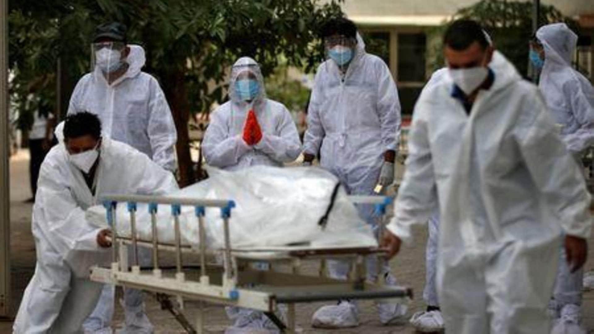 Ấn Độ huy động lực lượng y tế quốc phòng hỗ trợ đối phó với đại dịch COVID-19 - Ảnh 1.