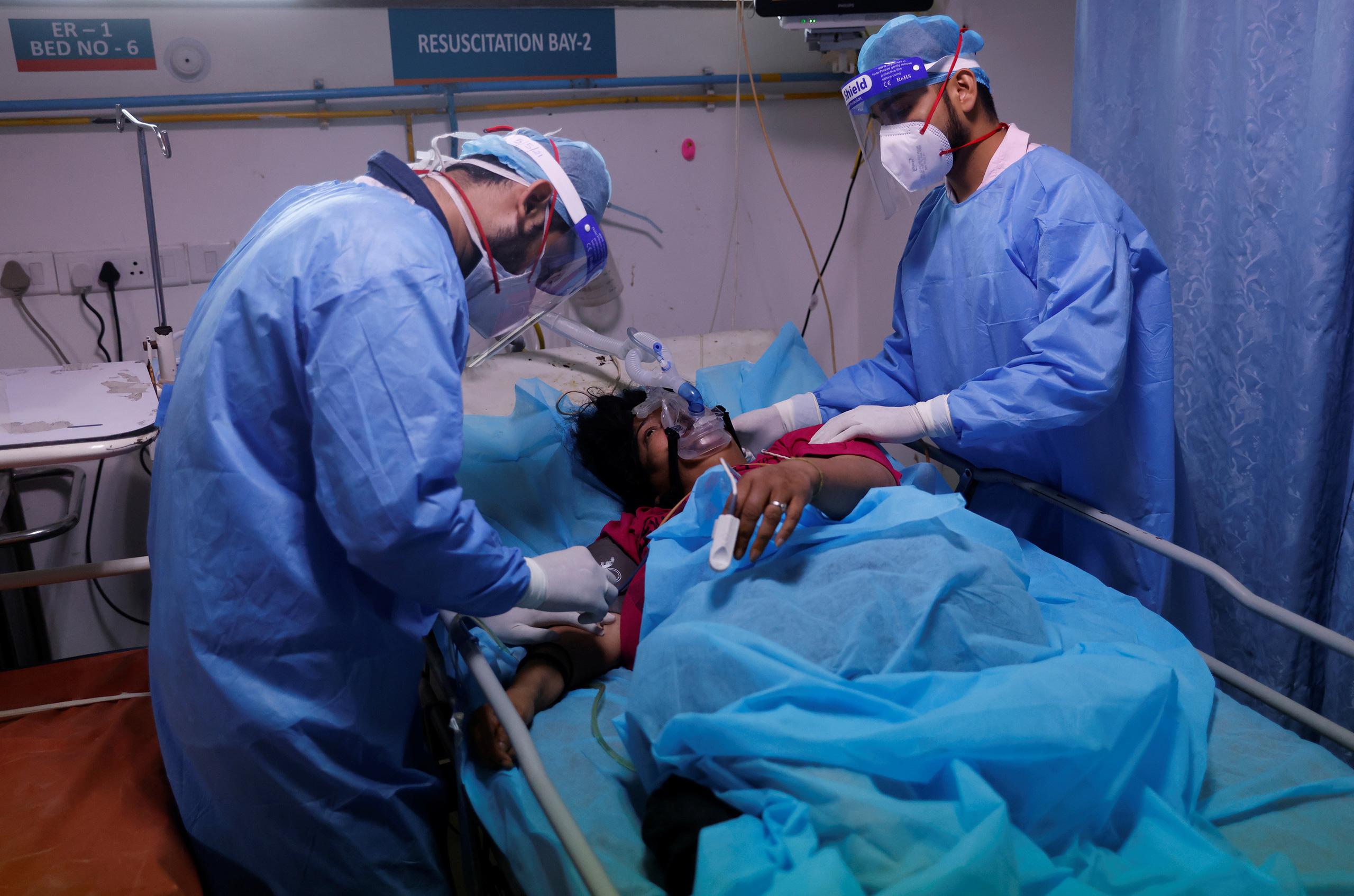 Ấn Độ huy động lực lượng y tế quốc phòng hỗ trợ đối phó với đại dịch COVID-19 - Ảnh 2.