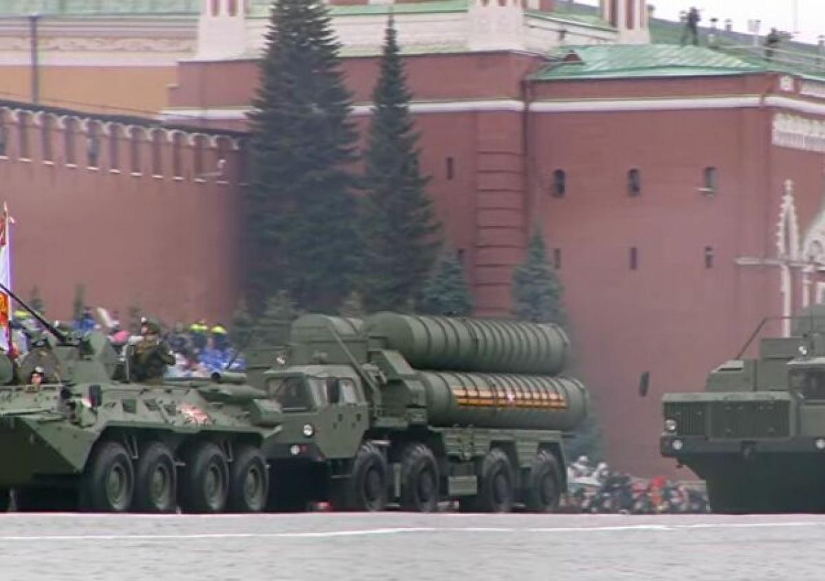 Ảnh: Cùng nhìn lại dàn vũ khí hùng mạnh của Nga tại lễ duyệt binh ngày chiến thắng phát xít - Ảnh 6.