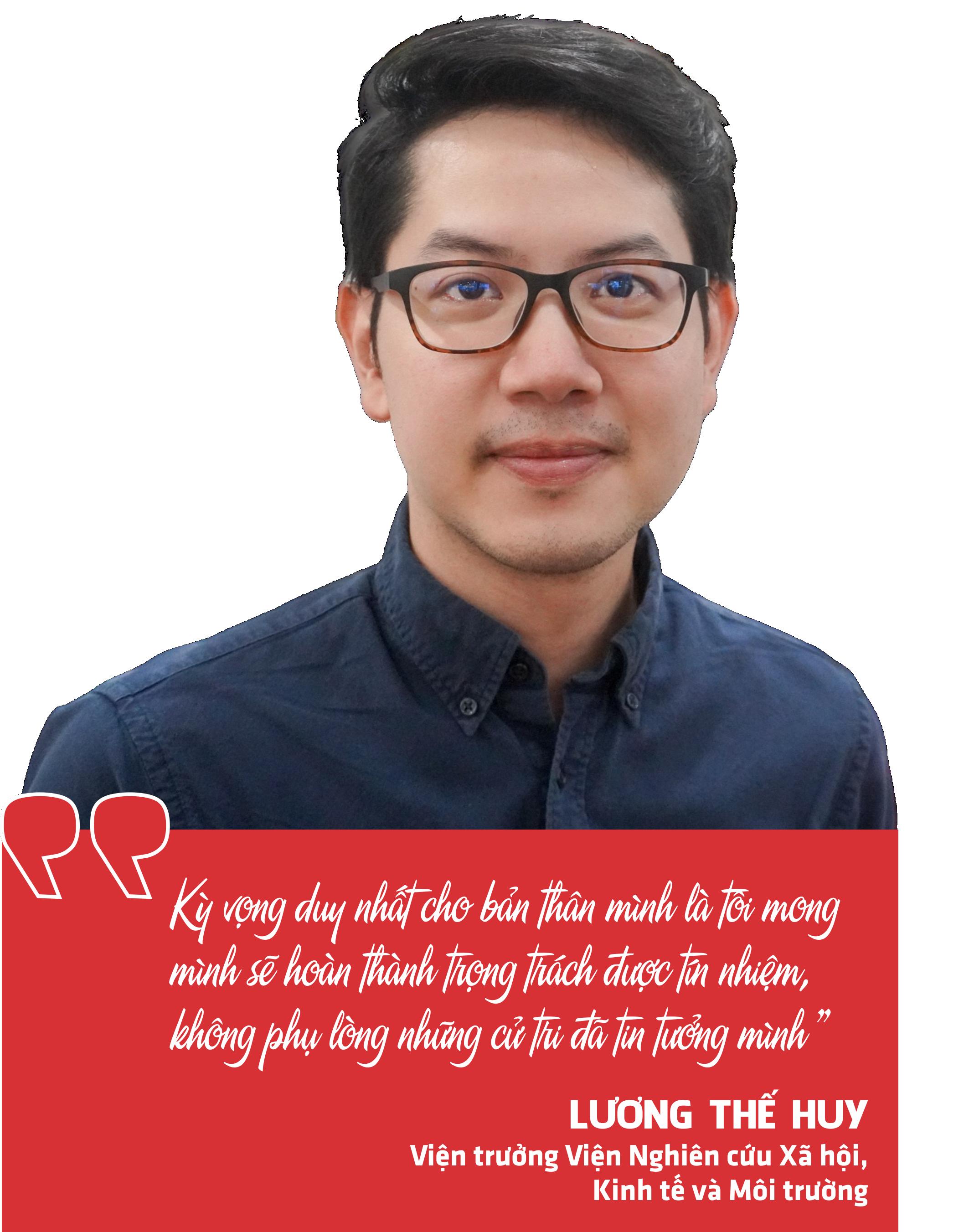 """Lương Thế Huy: Người trẻ ở Hà Nội """"tiên phong"""" ứng cử ĐBQH và HĐND - Ảnh 6."""