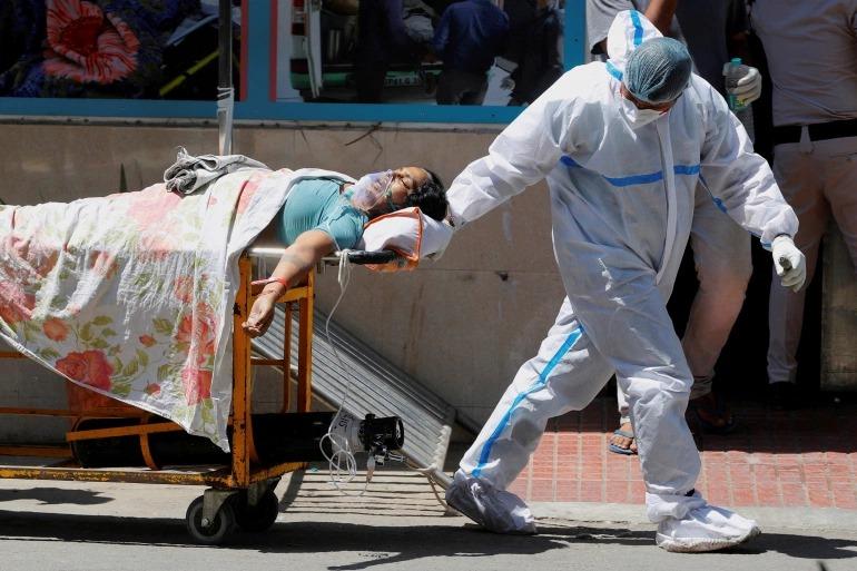 Bệnh nấm đen nguy hiểm tấn công các bệnh nhân Covid-19 ở Ấn Độ - Ảnh 1.
